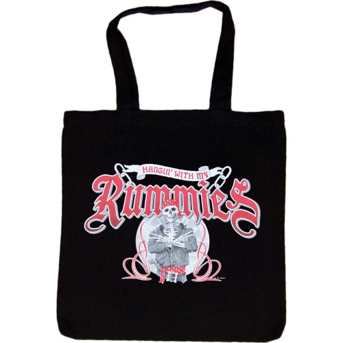 Tote Bag : HANGIN' WITH MY RUMMIES