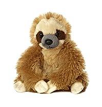 Aurora World - Mini Sloth - Soft and Snuggly Plush Stuffed Animal - Small