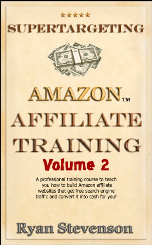 Amazon Affiliate Site Planning & Building (Supertargeting 