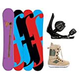 Forum Holy Moly II Complete Snowboard Package by Forum Novelties