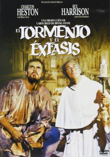 El tormento y el éxtasis [DVD]