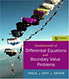 img - for Fundamentals of Differential Equations with Boundary Value Problems with IDE CD (Saleable Package) (5th Edition) book / textbook / text book