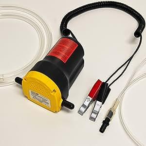 pompe vidange extraction huile diesel aspiration kit pour vidange auto huile 12v. Black Bedroom Furniture Sets. Home Design Ideas