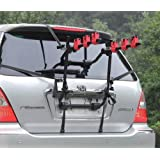 Universal Rear Mounted 3 Cycle Carrier Car Rack