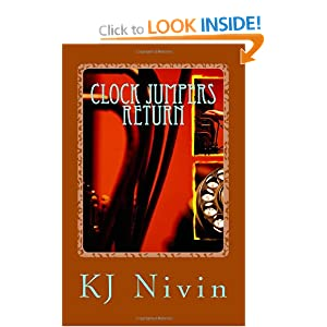 Clock Jumpers Return: World Within Worlds KJ Nivin