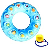 Baby Seat Ring Baby Swimming Laps Baby Boat Double Children Swimming Laps Inflatable Boat Ty186