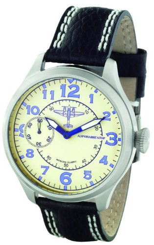 Moscow Classic Aeronavigator 3602/00131001 Mechanical for Him Made in Russia