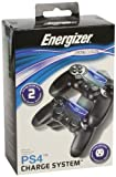PDP Energizer 2X Charging Station for PS4 - PlayStation 4