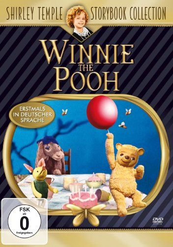 Shirley Temple´s - Winnie the Pooh