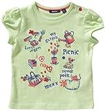 MEXX Baby - Mädchen Hemd K1DIT002, Gr. 86, Grün (357)