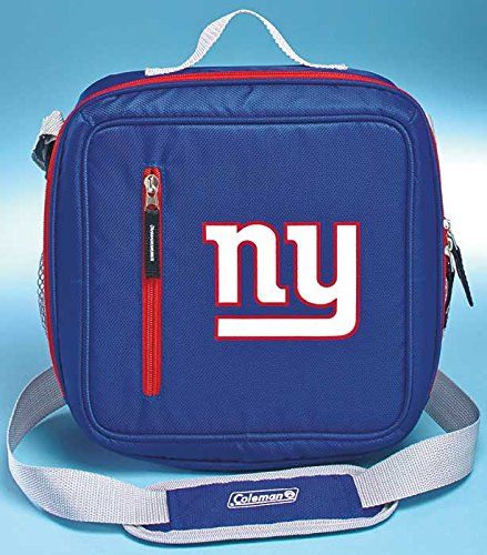 NFL Coleman® 12-Can Messenger Cooler (Giants) (Patriots Coleman Cooler compare prices)