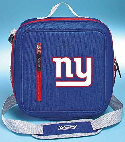 NFL Coleman® 12-Can Messenger Cooler (Giants) (Patriots Coleman Cooler compare prices)
