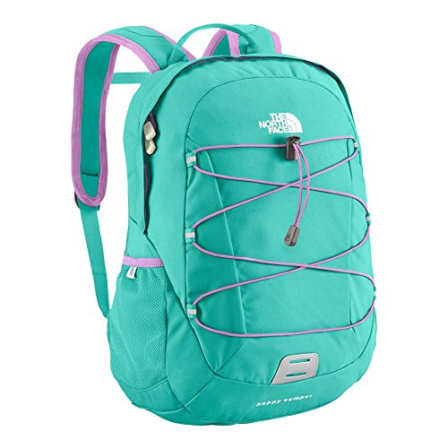 The North Face Happy Camper Backpack Youth Ion Blue/African Violet front-730355