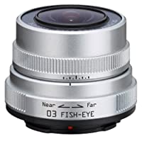 Pentax 03 Fish-Eye Lens for Pentax Q from Pentax