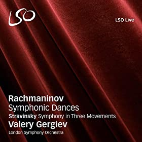 Rachmaninov: Symphonic Dances