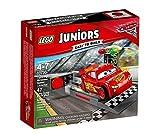 #9: Lego Lightning McQueen Speed Launcher, Multi Color