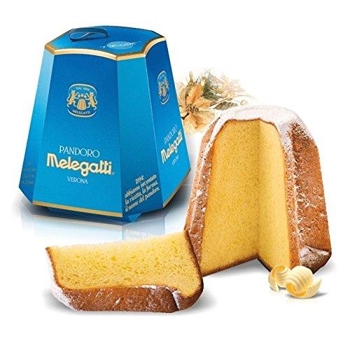 Pandoro Melegatti Traditional Italian Christmas Cake 750 Gr ( 27oz.)