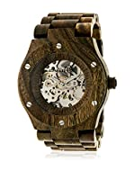 Earth Wood Watches Reloj de cuarzo Unisex Unisex Unisex Grand Mesa 44.0 mm