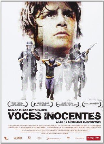 Voces Inocentes [DVD]