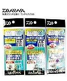 ダイワ(Daiwa) 快適カワハギ仕掛け ワンディパックSS パワーフック 5.0
