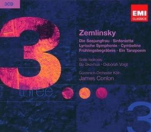 Zemlinsky Orchestral Works by EMI