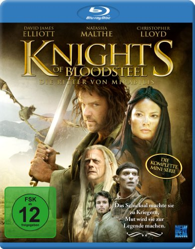Knights Of Bloodsteel - Die Ritter von Mirabilis [Blu-ray]