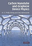 img - for Carbon Nanotube and Graphene Device Physics book / textbook / text book