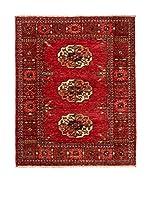 Navaei & Co. Alfombra Bokhara Rojo/Multicolor 121 x 89 cm