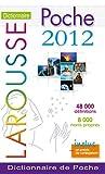 echange, troc Collectif - Larousse de poche 2012