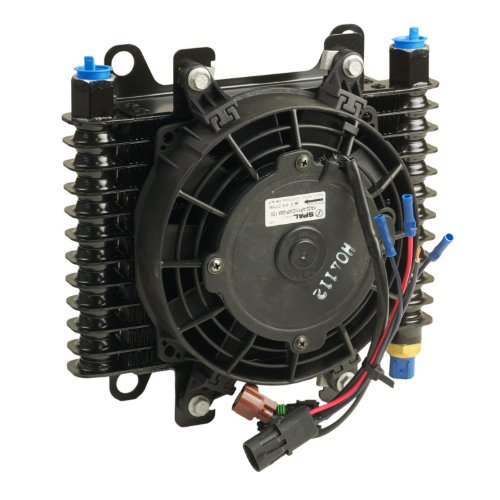 Harley Engine Oil Coolers : Harley oil cooler fan