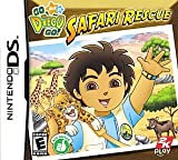 echange, troc Go, Diego, Go! Safari Rescue (Nintendo DS) [import anglais]
