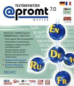 Promt (@promt) Office 7.0 Französisch-Deutsch