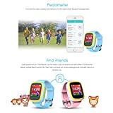 Ameter-G1-Plus-GPS-Tracker-Kids-Smartwatch-Anti-lost-SOS-Navigation-Social-Children-Watch-Phone-Pink