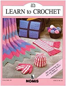 Nomis Yarn Learn To Crochet, Left And Right Handed
