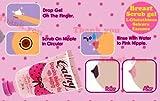 Pink Nipple Breast Scrub gel Sakura Essence L-Glutathione Sea Collagen 30 G. by Chom