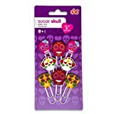 DCI Sugar Skull Paper Clips Set Of 8