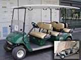 Deluxe 6 Passengers Golf Cart Cover fits E Z GO, Club Car, Yamaha model