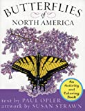 img - for Butterflies of North America: An Activity and Coloring Book book / textbook / text book