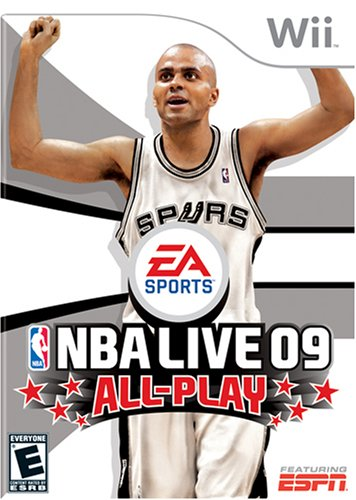 NBA Live 09 All-Play
