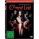 The Client List - Die komplette zweite Season 4 DVDs