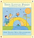 img - for This Little Piggy with CD: Lap Songs, Finger Plays, Clapping Games and Pantomime Rhymes book / textbook / text book