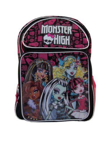 "Monster High ""Monster Madness"" Backpack"