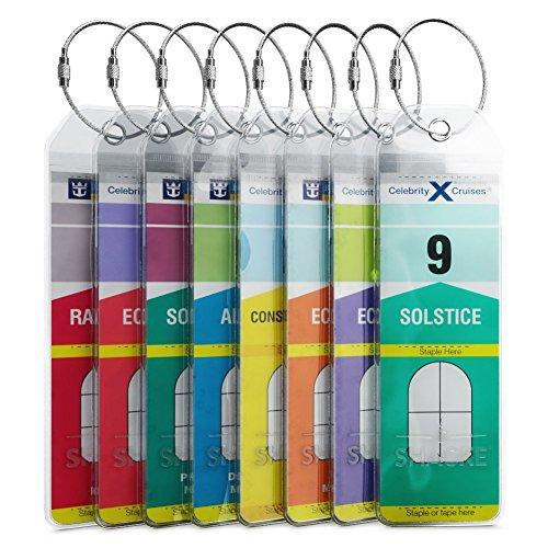 shacke-8x-slim-cruise-luggage-tag-holder-w-zip-top-seal-stainless-steel-loops
