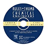 Rules of Thumb for Chemical Engineers Interactive CD (0750678550) by Branan, Carl R.