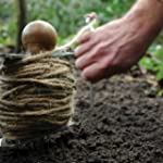 Garden Line With 25M Natural Jute Rope