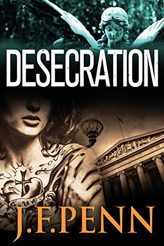As Jamie and Blake delve into a macabre world of grave robbery, body modification, and the genetic engineering of monsters, they must fight to keep their sanity, and their lives…  Desecration (The London Psychic Book 1) by NYT and USA Today bestselling author J.F. Penn
