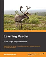 Learning Vaadin Front Cover