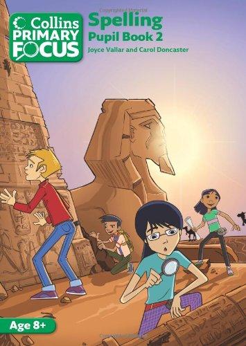 Spelling: Pupil Book 2 (Collins Primary Focus)