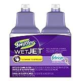 2 Pack Swiffer Wet Jet Multi Purpose Cleaner with Febreze, lavendar vanilla & comfort ~ Swiffer