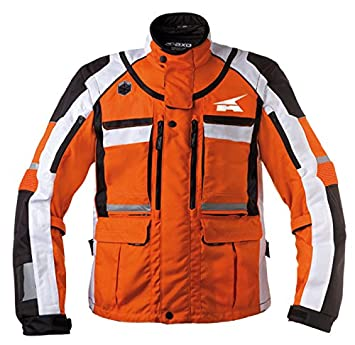 AXO MX6T0013-O00 Stone Veste, Taille M, Orange